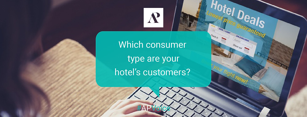 Which consumer type are your hotel's customers?  - Amistad Partners AP Voice