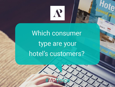 Which consumer type are your hotel's customers?