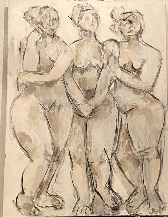 Three Graces I (2020)