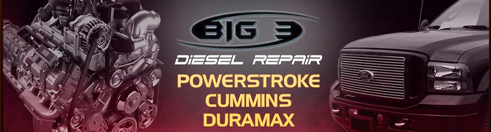 Big 3 Diesel Repair LLC
