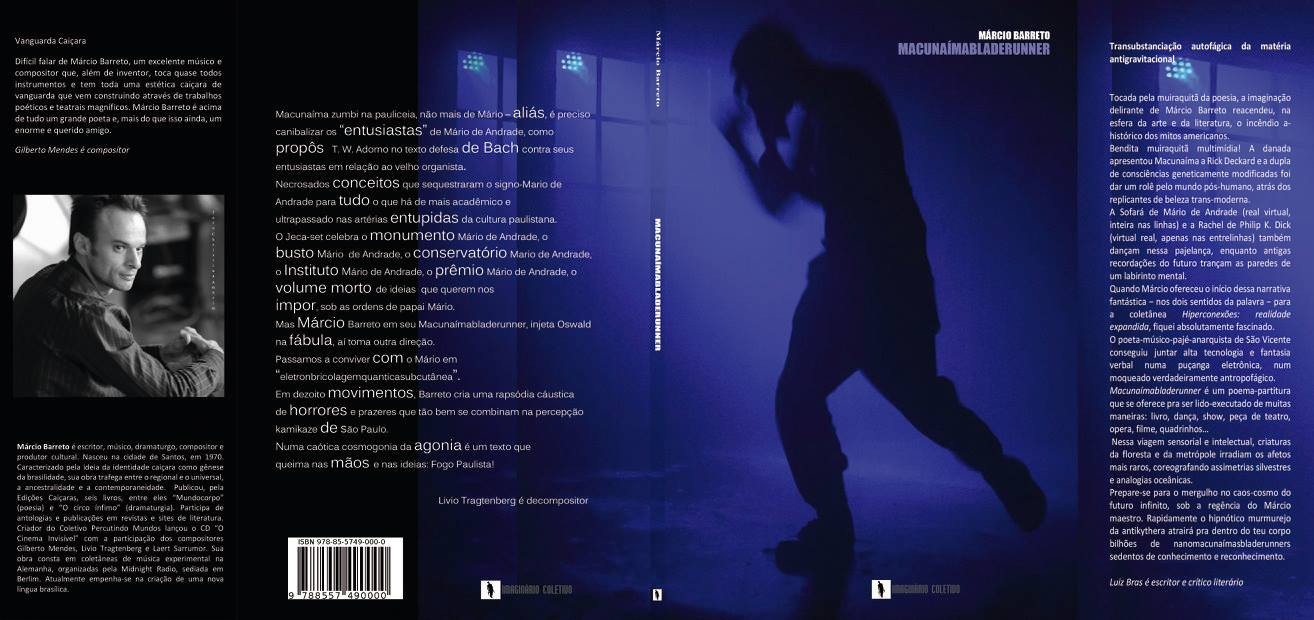 Livro Macunaímabladerunner