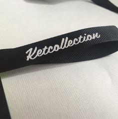 лента с логотипом