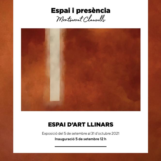 ESPAI I PRESÈNCIA - MONTSERRAT CLAUSELLS