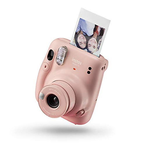Camara Mini INSTAX 11BLUSH-Pink + 25€ de Regalo para Disfrutar de Dos experienc