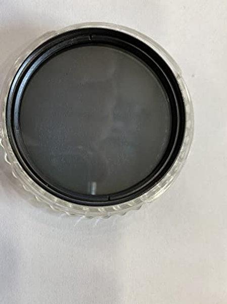 Filtro OPTICA Circular POLARIZADOR JESSOP 55mm