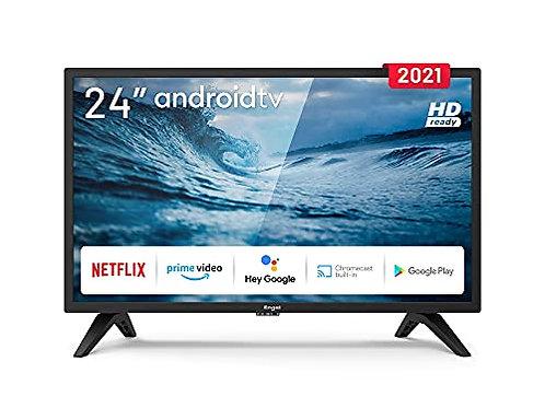 """TELEVISIÓN LED 24"""" ENGEL LE2490ATV HD"""