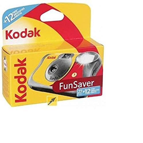 Kodak 39 exposiciones - Cámara de un Solo Uso, Multicolor