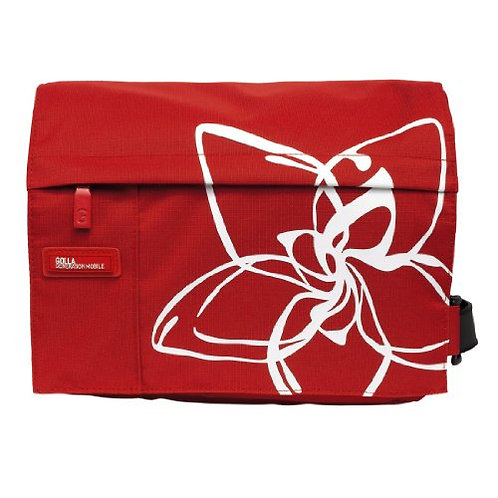 Golla Erika - Funda para cámaras 140 SLR Color Rojo
