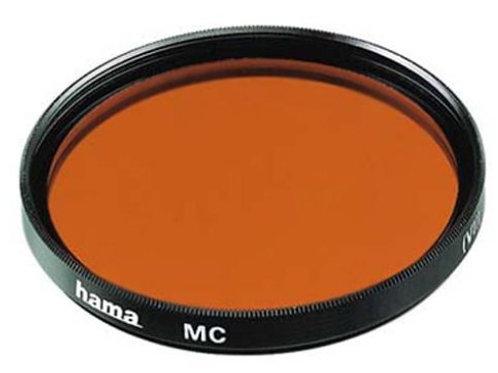Hama 77467 Color por Infrarrojos S/W-Filtro Amarillo-Naranja Y0 G-16 (67 mm)