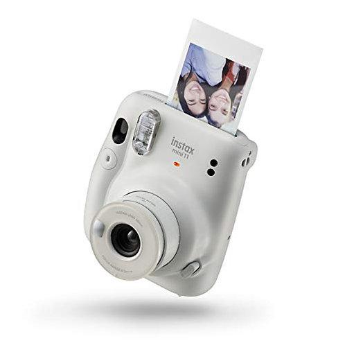 Camara Mini INSTAX 11 Ice-White 25€ de Regalo para Disf