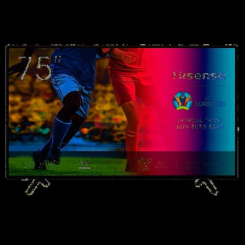 "TELEVISIÓN LED 75"" HISENSE 75A7100F SMART TV 4K UHD"