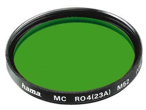 Hama 77967 Color Infrarrojos S/W de Filtro Verde G4 X1 (67,0 mm)