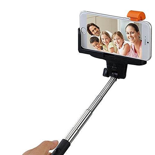 Perche selfie- bluetooth - extensible 90 cm