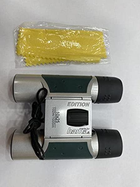 Binocular FERNGLAS Edition HAMA 10X25