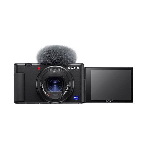 Cámara Compacta Sony DSC ZV-1 VLOG Negra