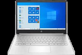 PORTATIL HP 14S-DQ1018NS PLATA I7-1065G7/8GB/SSD 256GB/14 9YT35EA