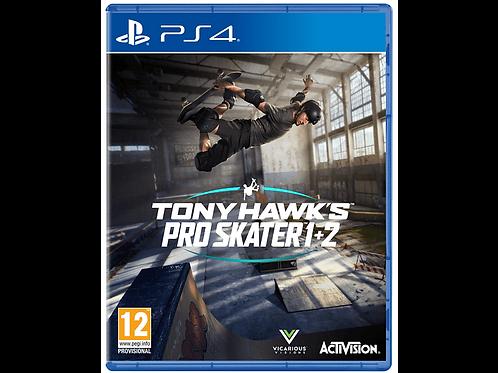 JUEGO SONY PS4 TONY HAWK'S PRO SKATER 1+2