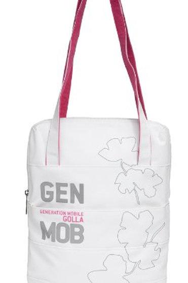 "Golla Saga 14.1 maletines para portátil 35,8 cm (14.1"") Estuche para Dama Blanc"