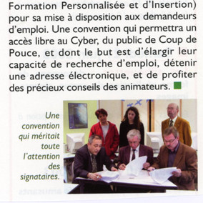 Liaisons n°140, avril 2003