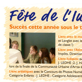 Liaisons n°160, avril 2005