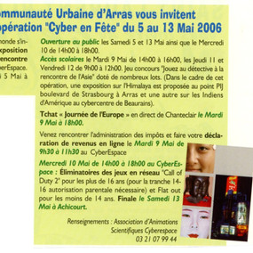 Liaisons n° 171, avril 2006