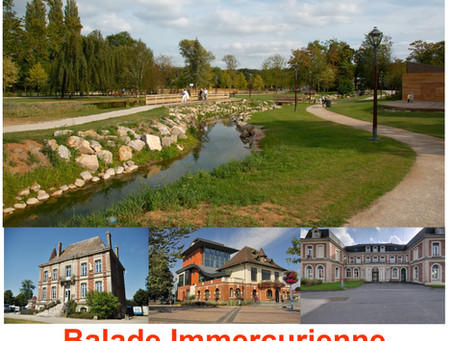 LES BALADES DE L'AAS : BALADE IMMERCURIENNE, SAMEDI 31 JUILLET 2021