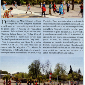 Liaisons n°249, avril 2014