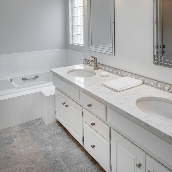 Huntington Park Master Bath