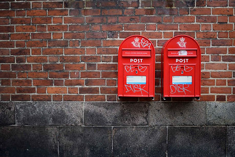 kristina-tripkovic -  Post Mail -unsplas