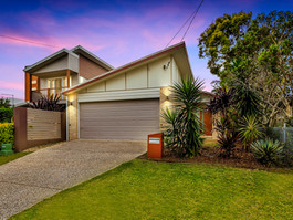 Twilight Real Estate Photography North Brisbane