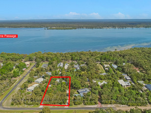 Aerial Drone Photography in Bribie