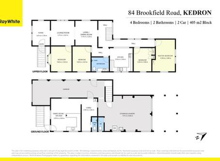 Real Estate Floor Plans Brisbane