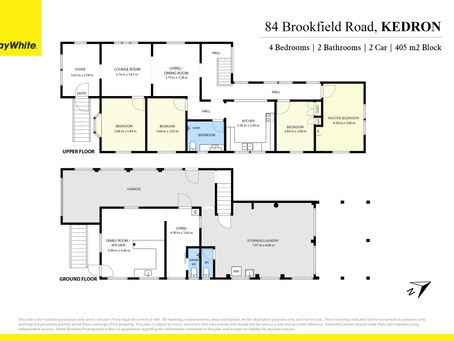 Real Estate Floor Plans Brisbane