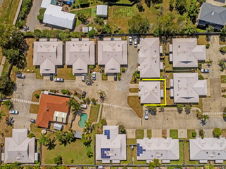 Aerial Photography of Unit Complex