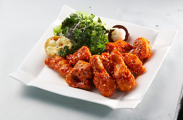 YangNeum Chicken  양념치킨 (ab 2 Portionen)