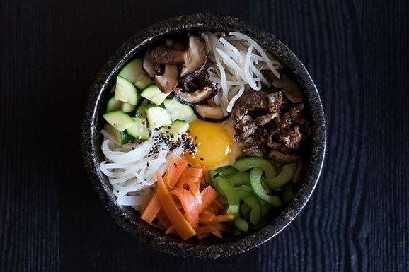 DakGoGi BIBIMBAP 닭고기 비빔밥  - Menu 6