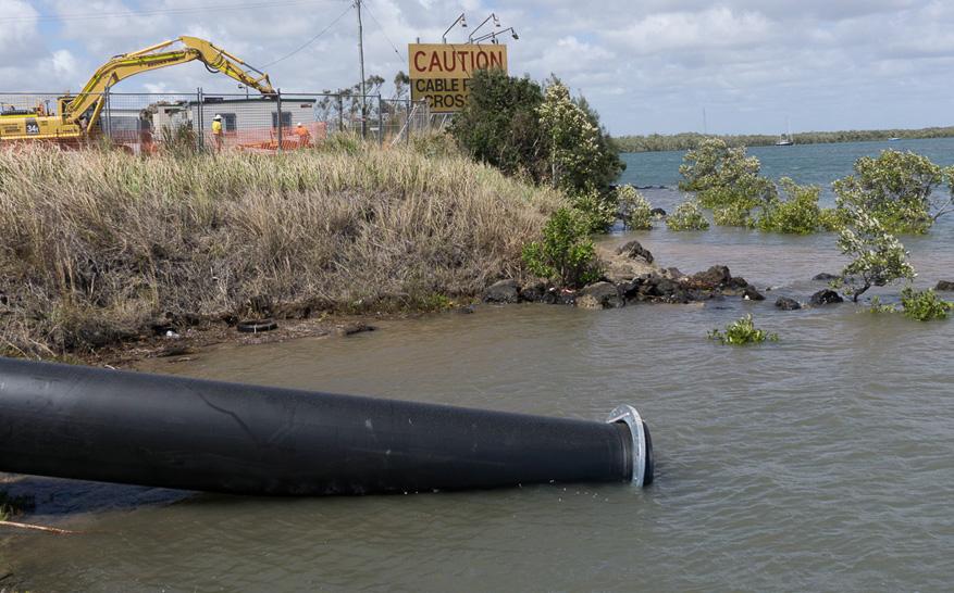 Brady Marine Rubyanna Outfall