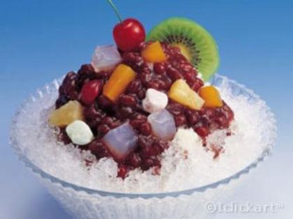 PatBingSu  팥빙수 – Dessert