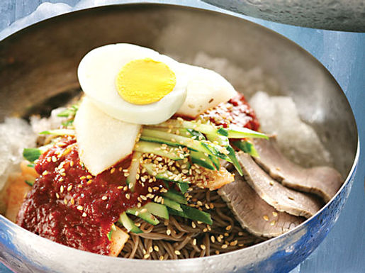 BiBim NaengMyeon 비빔냉면