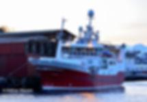 Bilde tatt av Oddvar Klausen, MarineTraffic