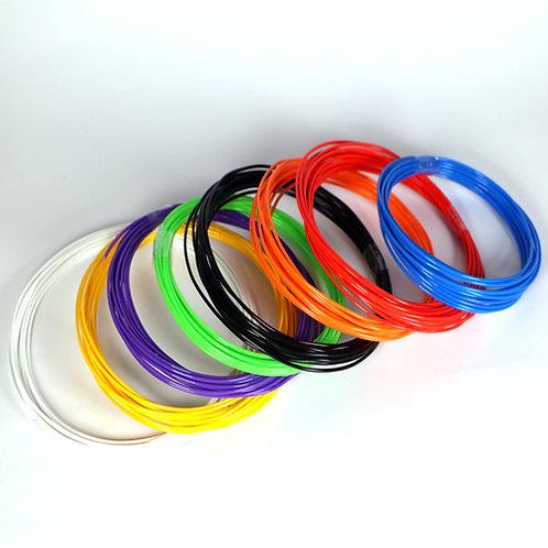 Набір ABS пластику (15 кольорів)