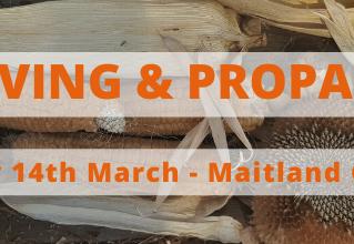 Seed Saving & Propagation