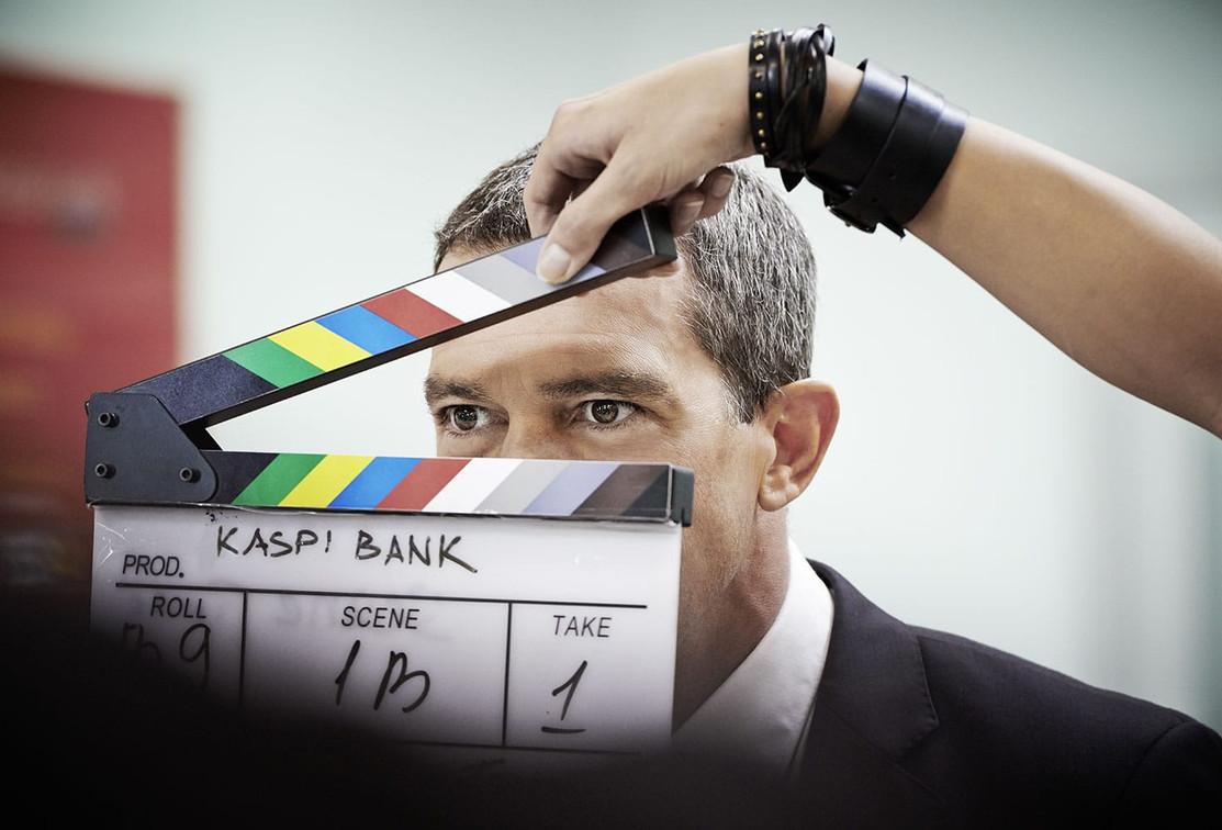 BANDERAS FOR KASPI BANK