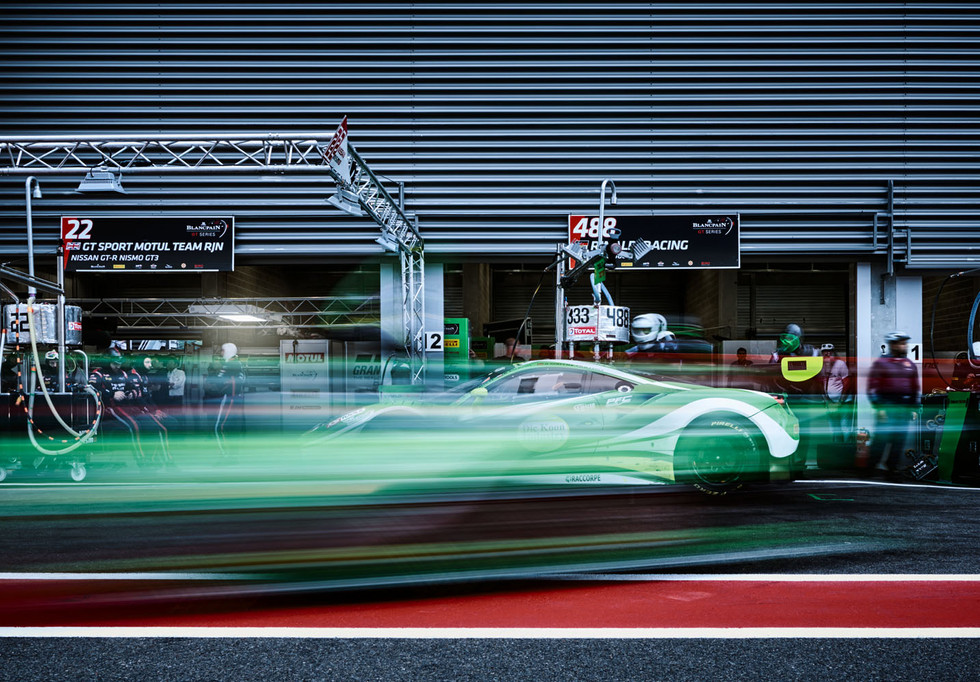24H GT3 RACE BELGIUM