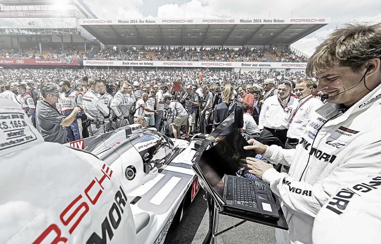 FIA WEC LE MANS