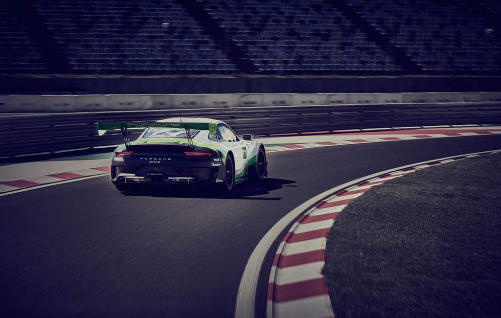PORSCHE GT RACE EXPERIENCE