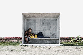 busstation-waiting-station-sun-people-southafrica-art-fineart-conceptual-copyright-haegele-people-photography-photographer-advertising-germany-deutschland