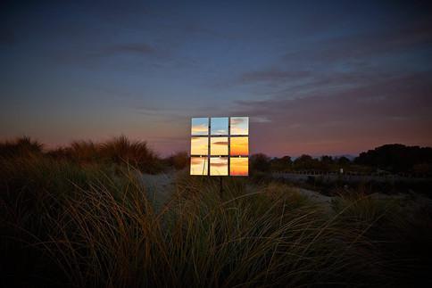 france-landscape-beach-9-mirrors-copyright-haegele-art-photography-photographer-germany-deutschland-fotograf