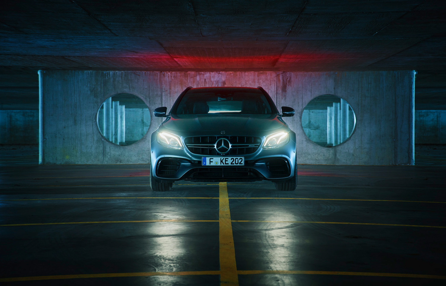 MB AMG E63S