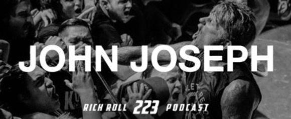 John Joseph, Rich Roll Podcast